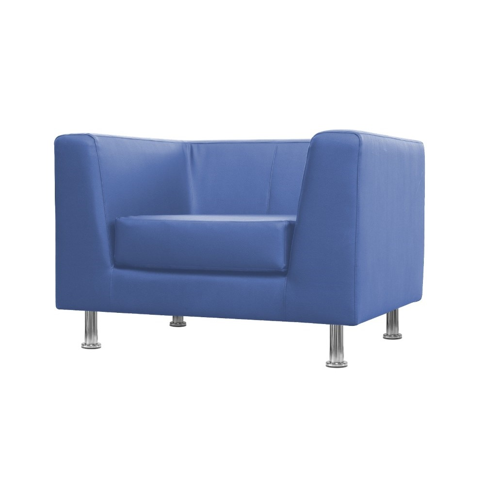 Cube 1 Seater – Blue