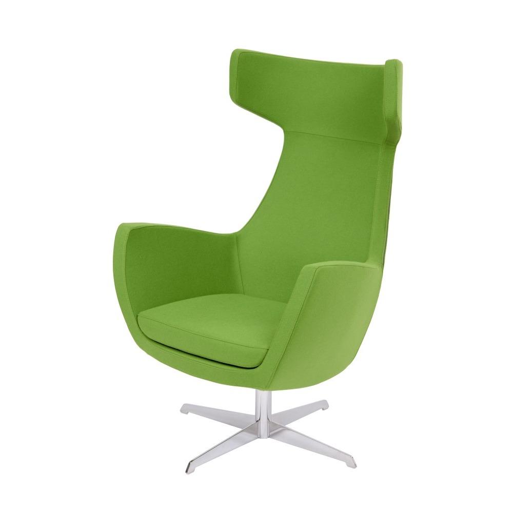 Portland Chair – Chrome Swivel Frame _3