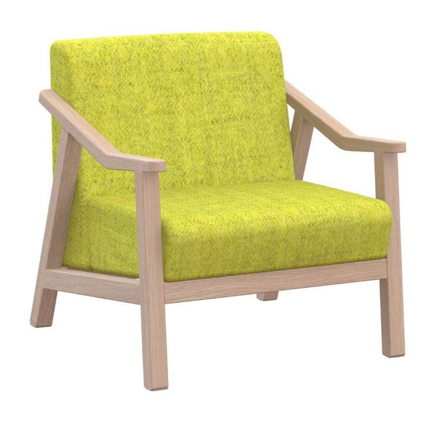 Strut Armchair