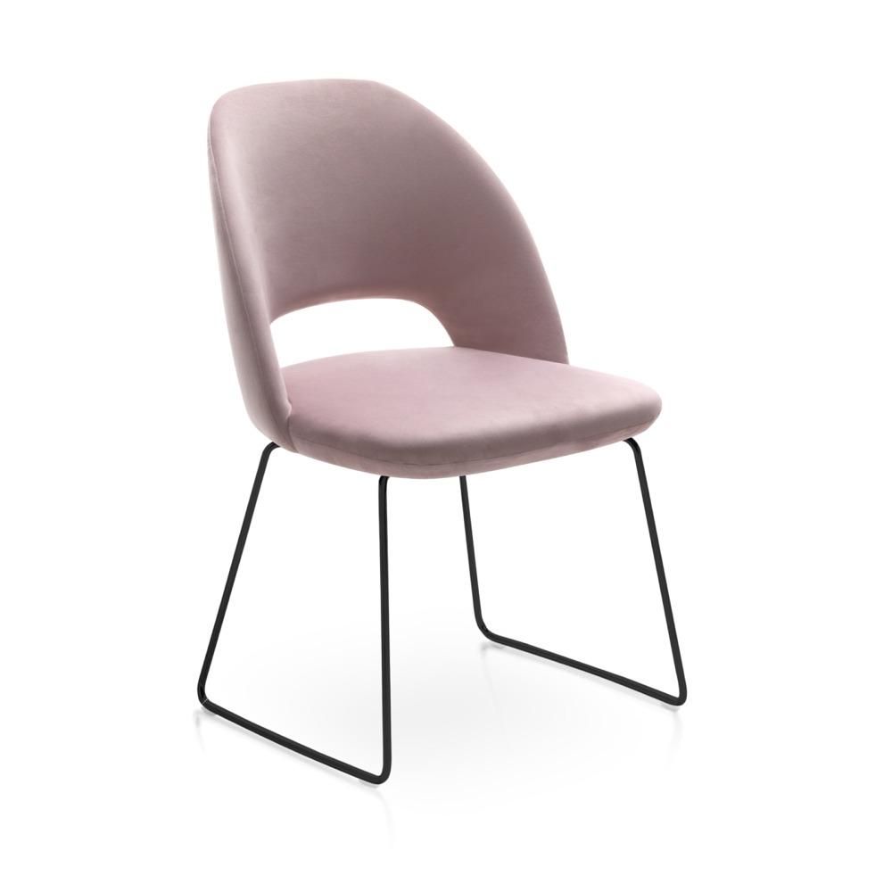 Core Chair – Black skid frame_1